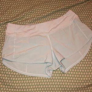 """Lululemon speed shorts 2.5"""""""